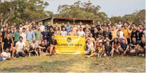 Island of Men Sydney